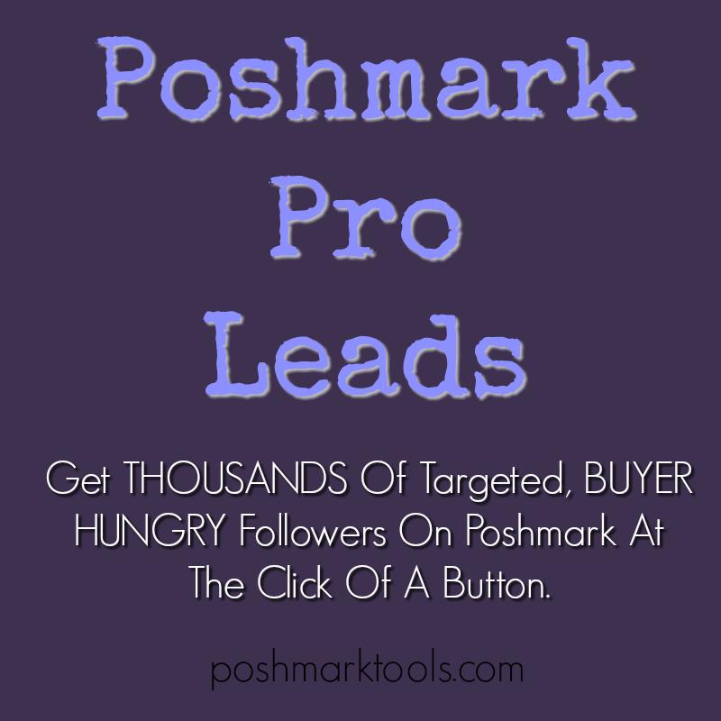selling on poshmark