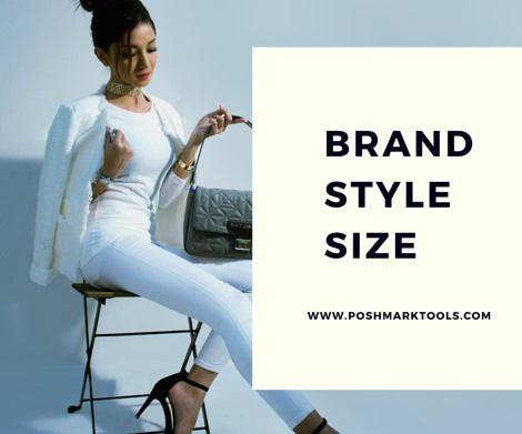 brand style size