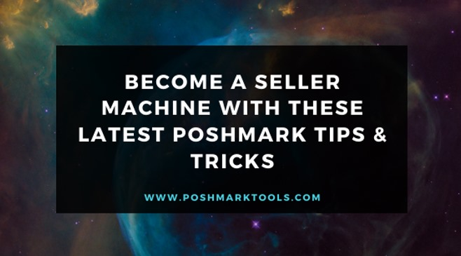 how to sell fast on poshmark