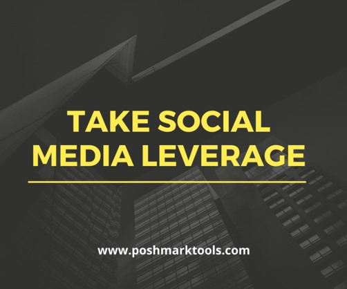share poshmark product on social media