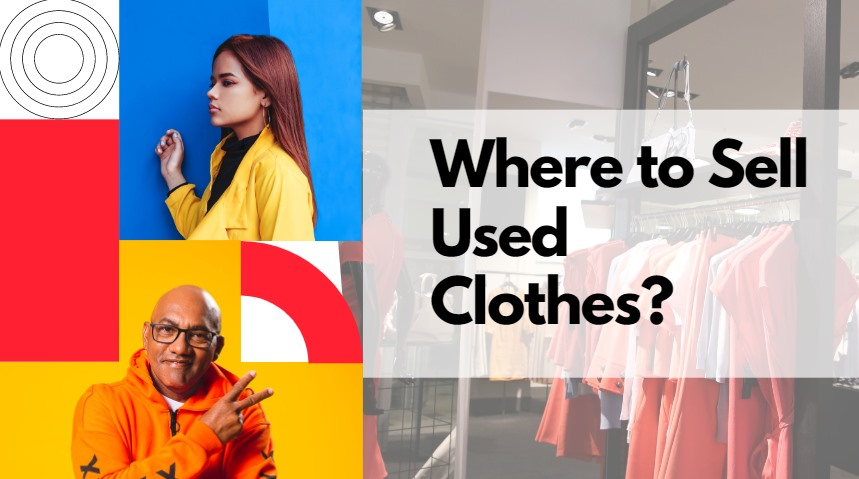 where to sell used cloths - top 3 reselling apps