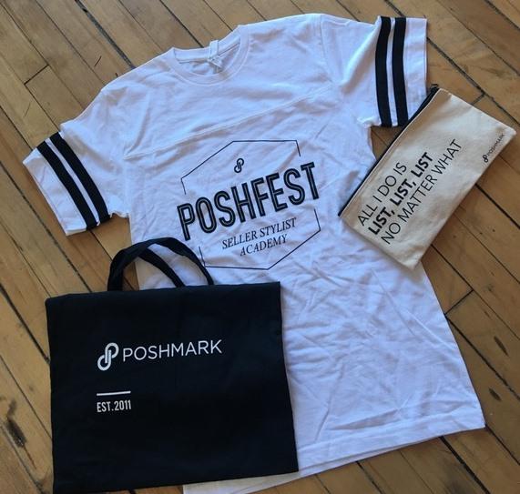 poshmark poshfest swagbag via poshmark.com